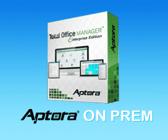 Aptora On Prem - Field Service Management Software