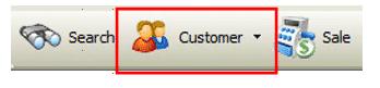 New Customer:Job Toolbar