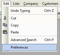 Preferences File Path