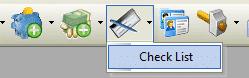 Toolbar - Write Check