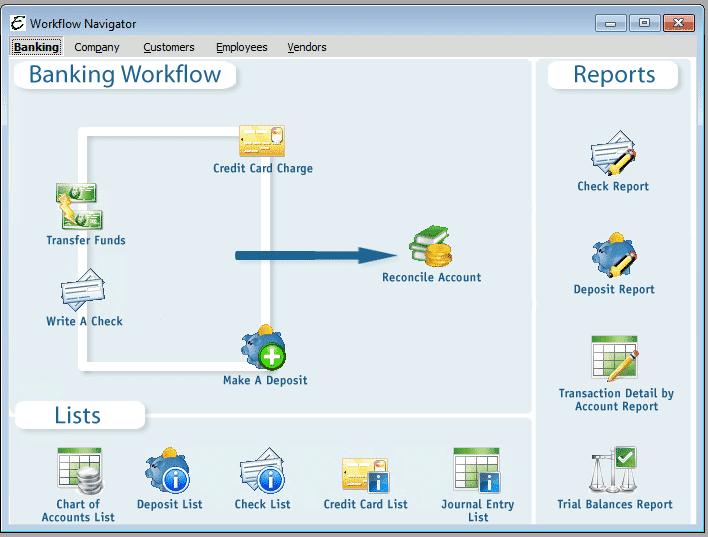 Workflow Navigator