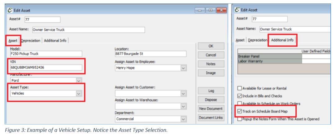 edit asset verizon