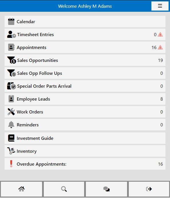 Field Service Management Software App