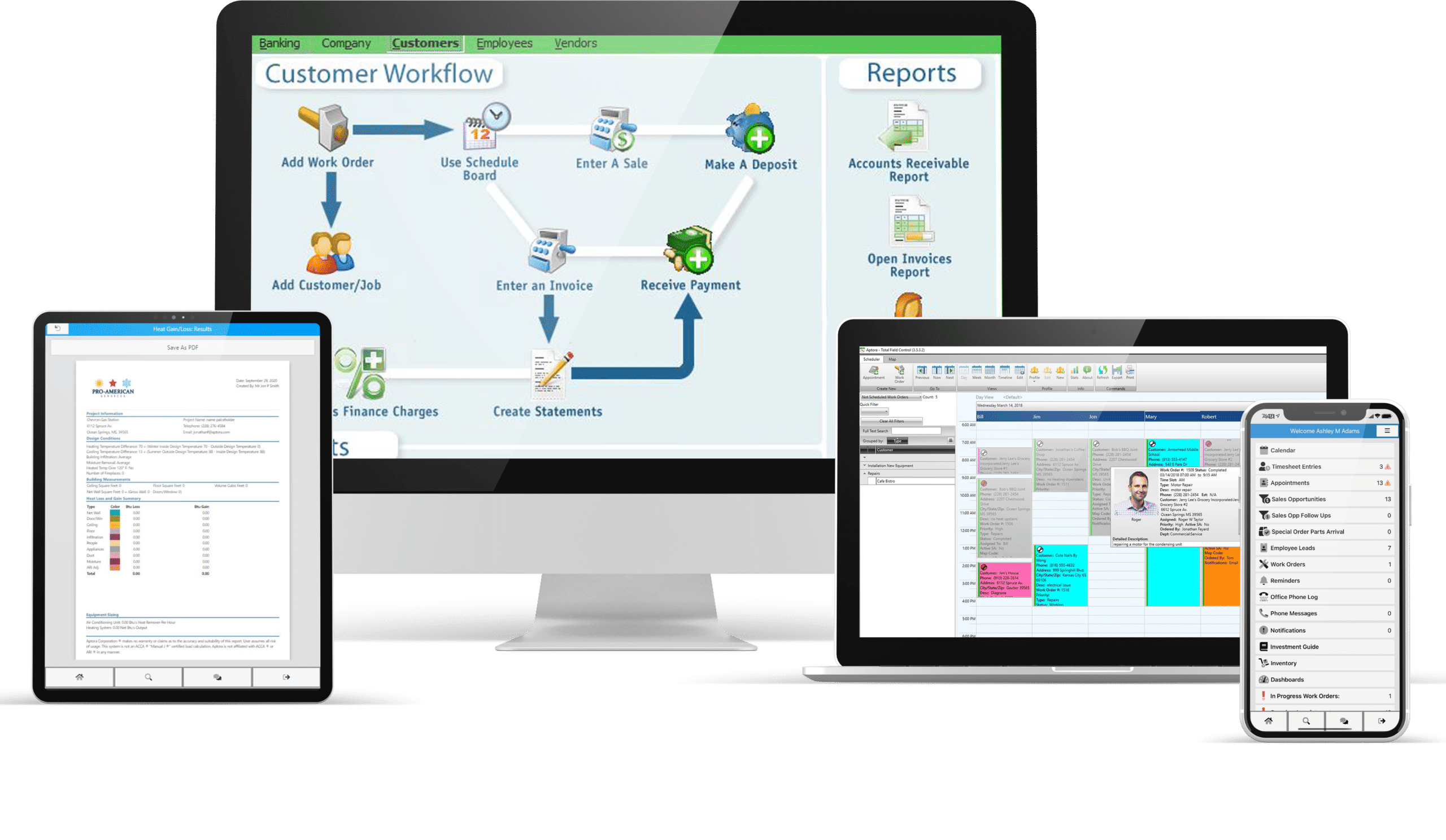 Total Office Manager On Prem Cloud Hosted Services Business Software