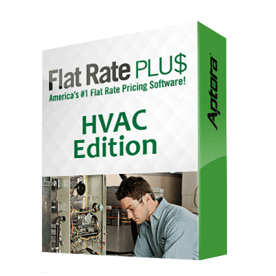HVAC Flat Rate Software
