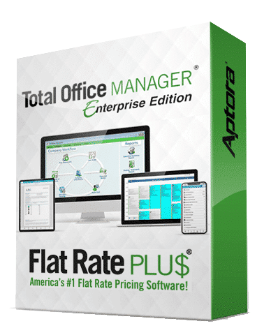 HVAC, Plumbing, and Electrical Flat Rate Software