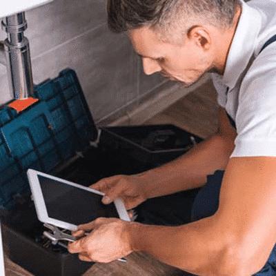 Field Technician iPad